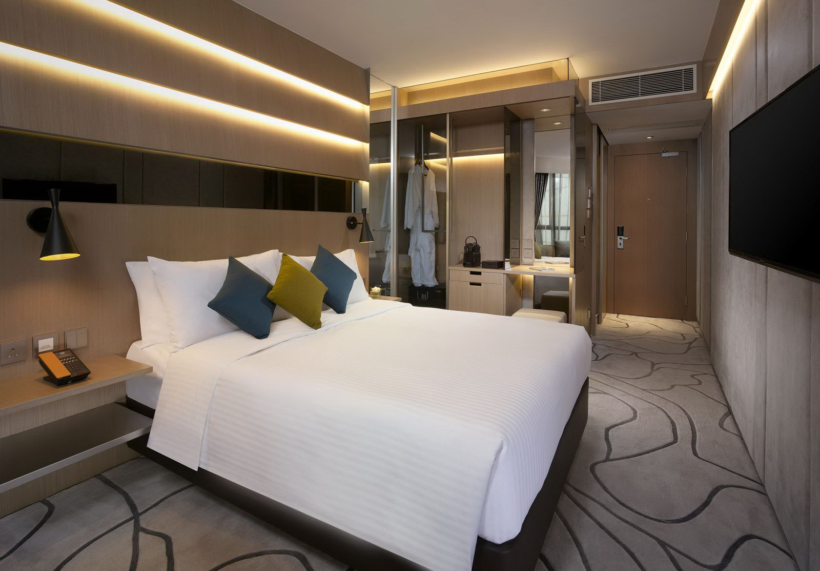 The Optimum Floor Premier Plus Room